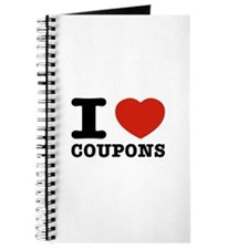 I love Coupons Journal