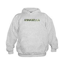 Annabella, Vintage Camo, Hoodie