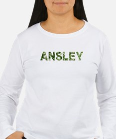 Ansley, Vintage Camo, T-Shirt
