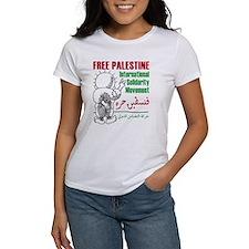 Free Palestine - ISM - Tee