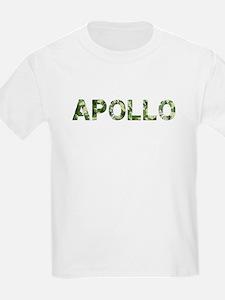 Apollo, Vintage Camo, T-Shirt