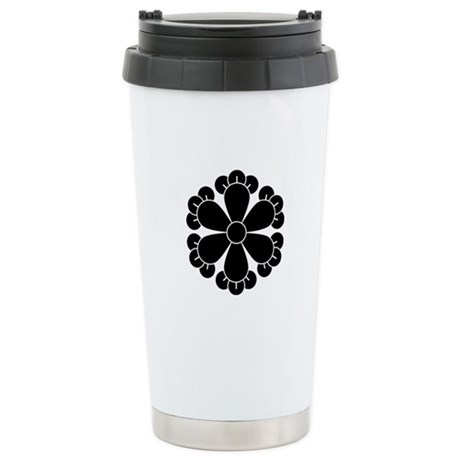 Six cloves Stainless Steel Travel Mug