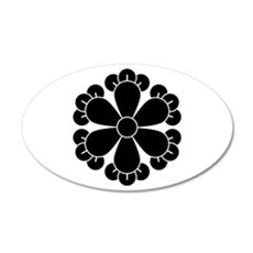 Six cloves Wall Decal