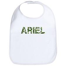 Ariel, Vintage Camo, Bib