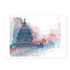 Capitol Crisis Postcards (Package of 8)