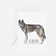 MCK Karhu Greeting Cards (Pk of 10)