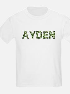 Ayden, Vintage Camo, T-Shirt