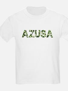 Azusa, Vintage Camo, T-Shirt