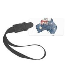 Cute Australia Luggage Tag