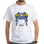 Civille Coat of Arms White T-Shirt