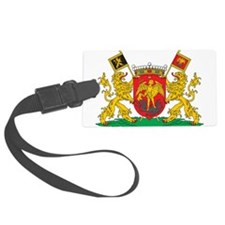 Brussels Coat Of Arms Luggage Tag