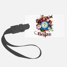 Butterfly Belize Luggage Tag