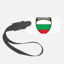 Bulgaria Luggage Tag