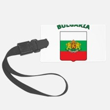 Bulgaria Luggage Tag