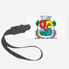Sofia Coat Of Arms Luggage Tag