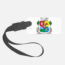 Sofia Coat Of Arms Luggage Tag