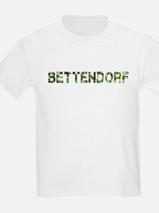 Bettendorf, Vintage Camo, T-Shirt
