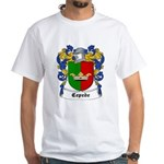 Cepede Coat of Arms White T-Shirt