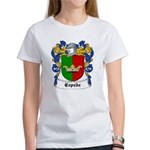 Cepede Coat of Arms Women's T-Shirt