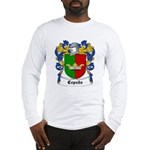 Cepede Coat of Arms Long Sleeve T-Shirt