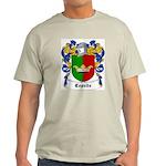 Cepede Coat of Arms Ash Grey T-Shirt