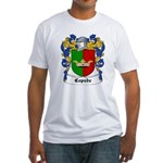 Cepede Coat of Arms Fitted T-Shirt