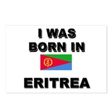 I Was Born In Eritrea Postcards (Package of 8)