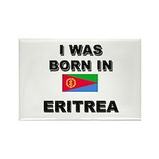 I Was Born In Eritrea Rectangle Magnet