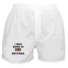 I Was Born In Eritrea Boxer Shorts