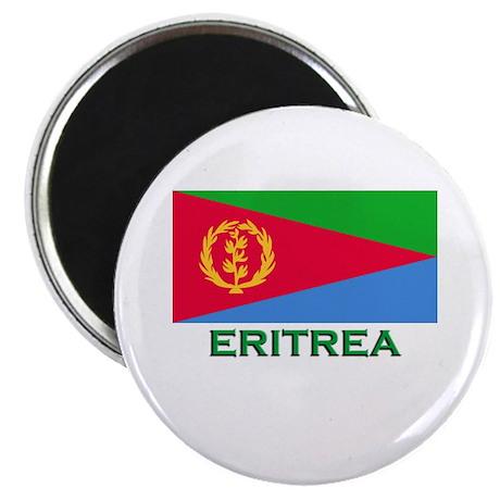 Eritrea Flag Stuff Magnet