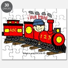 TRAIN - LOVE TO BE ME Puzzle