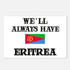 We Will Always Have Eritrea Postcards (Package of