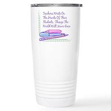 Cute Teacher Travel Mug