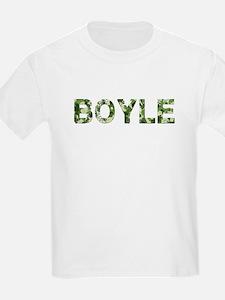 Boyle, Vintage Camo, T-Shirt