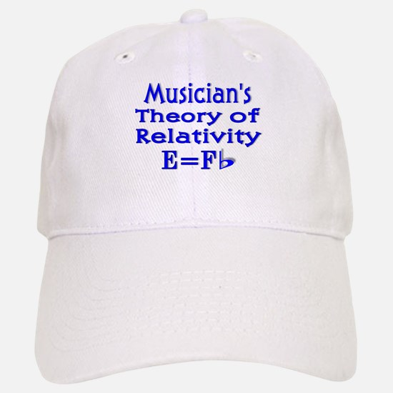 Music Theory Teacher 2 Baseball Baseball Cap