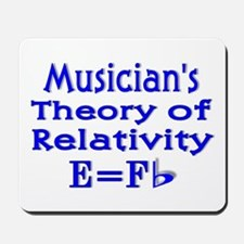 Music Theory Teacher 2 Mousepad