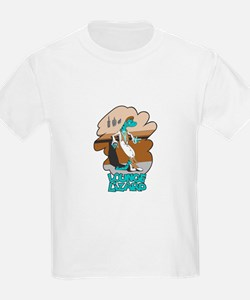 Lounge Lizard Kids T-Shirt