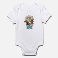 Lounge Lizard Infant Bodysuit