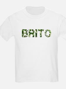 Brito, Vintage Camo, T-Shirt