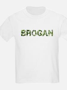 Brogan, Vintage Camo, T-Shirt