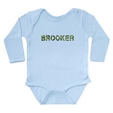 Brooker, Vintage Camo, Onesie Romper Suit
