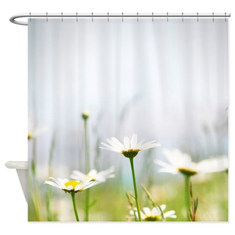 Summerflowers Shower Curtain