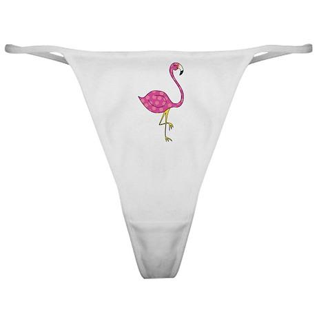 flamingo Classic Thong