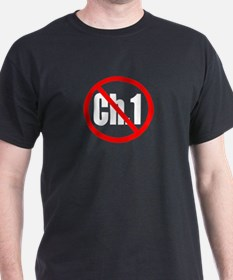 Anti-Channel One T-Shirt