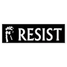 Resist Bumper Bumper Sticker