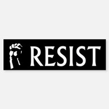 Resist Bumper Stickers