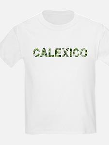 Calexico, Vintage Camo, T-Shirt