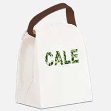Cale, Vintage Camo, Canvas Lunch Bag