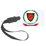 East Timor Coat Of Arms Large Luggage Tag