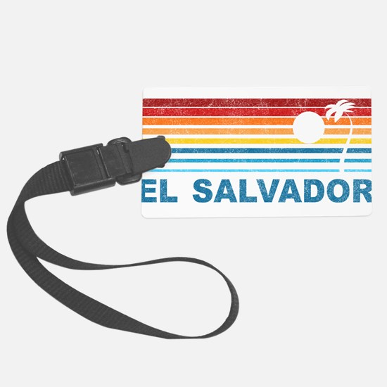 Unique Salvador Luggage Tag